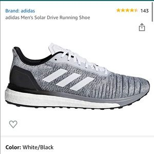 Adidas Solar Drive Running Shoes